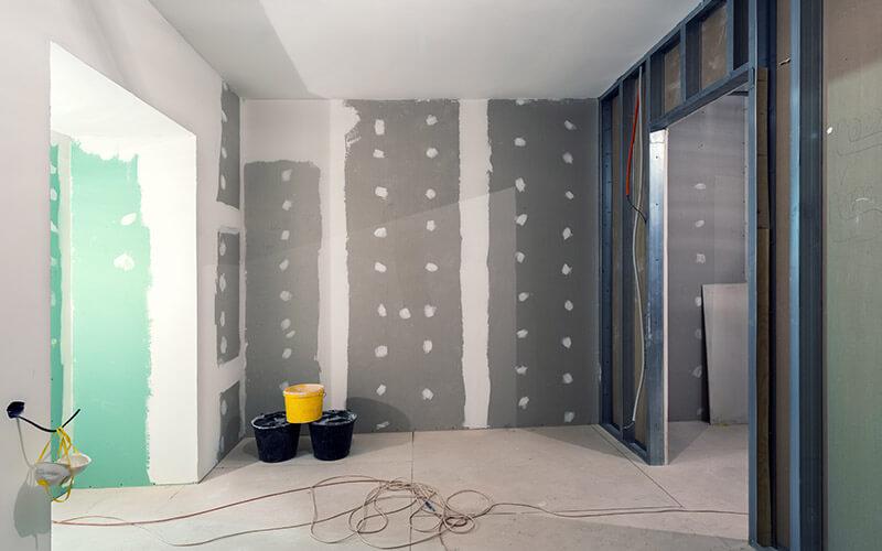 Divisórias Drywall