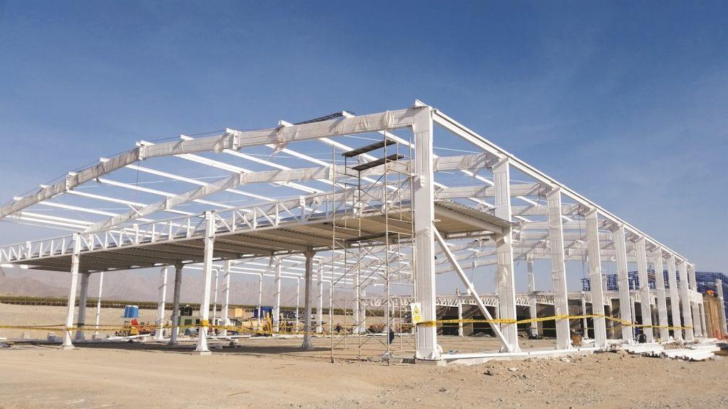 Requisitos e considerações técnicas para a execução de uma estrutura metálica para galpão